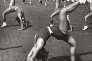 «Gymnastique rythmique» (1934), photographie d'Alexandre Rodtchenko.