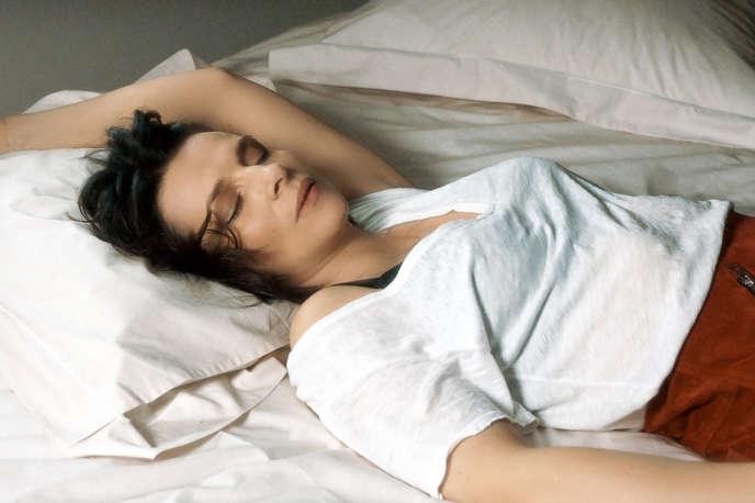 Juliette Binoche dans le film français de Claire Denis,«Un beau soleil intérieur».