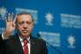 Le président tuc Recep Tayyip Erdogan, le 13 septembre à Ankara.
