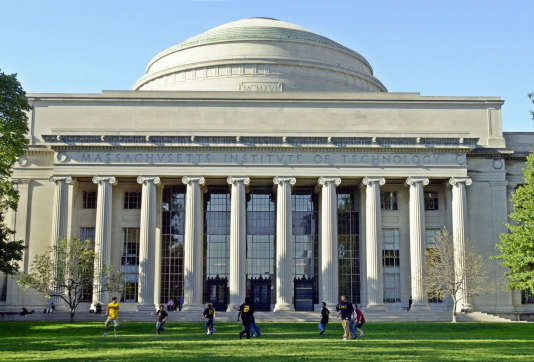 Le Massachusetts Institute of Technology.