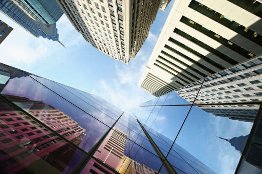 Un immeuble de 58 étages aux normes LEED, en 2015 à Philadelphie.