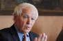 Jean-Claude Boulard, sénateur de la Sarthe et maire du Mans, le 11 juillet 2013.