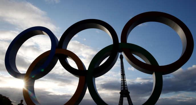 Paris, ville des Jeux olympiques 2024.