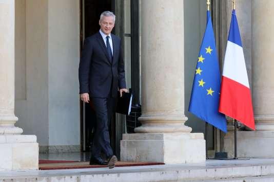 Selon nos informations, Bruno Le Maire a réussi à convaincre quatre nouveaux pays de se joindre à l'initiative tricolore : la Bulgarie et l'Autriche, la Slovénie et la Grèce.