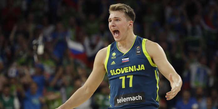 Basket Du Luka DoncicLe Nouveau Européen Prodige k0wnOP