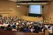 Université de Strasbourg, en septembre.