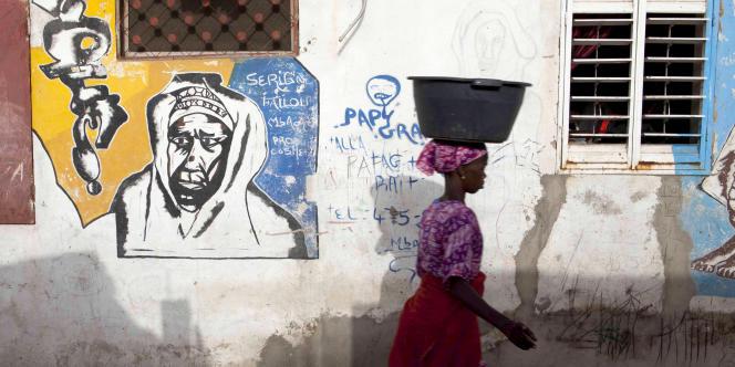 A Dakar, en 2012.