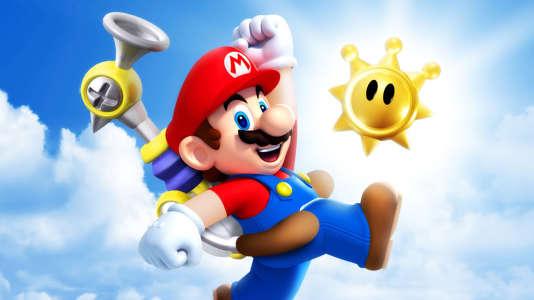 En 2002, Mario se rendait à la plage en tee-shirt à manches courtes, et c'était déjà une révolution.