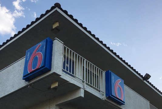 Le Motel 6 de Phoenix le 14 septembre.