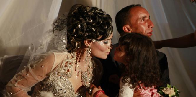 Un mariage à Tunis, en 2012.