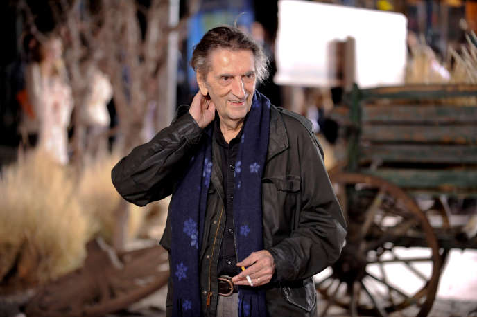 Harry Dean Stanton à Los Angeles, en 2011.