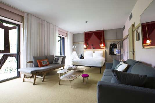 L'Hôtel MOB du 2earrondissement lyonnais.