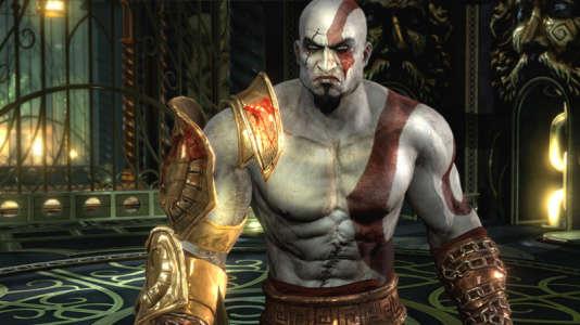 Dans«God of War3», Kratos cumule les traits caractéristiques de «l'hypermasculinité».