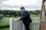 Patrick Kanner, candidat PS aux sénatoriales, à Boeschepe (Nord), le 7septembre.