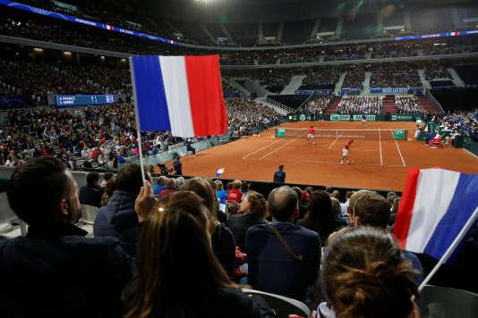 Le stade Pierre-Mauroy accueillera la finale de Coupe Davis, à la fin novembre.