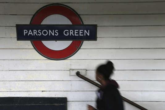Le dernier bilan de cet attentat à la bombe commis à Parsons Green fait état d'une trentaine de blessés.