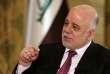 Le premier ministre irakien, Haïder Al-Abadi, le 16 septembre à Bagdad.