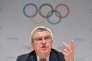 Thomas Bach, le président du Comité international olympique (CIO), le 15septembre, à Lima (Pérou).