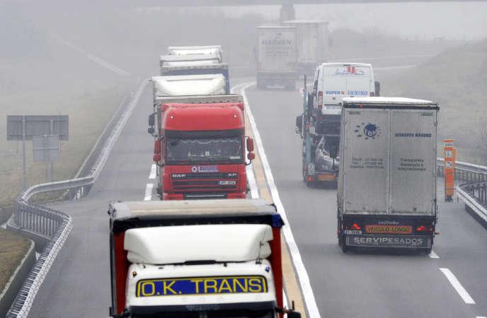 « Les routiers possèdent un exceptionnel pouvoir de blocage de la vie économique, donnant à ce secteur l'oreille de tous nos gouvernements successifs.»