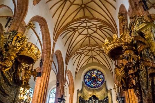 La cathédrale de Stockholm (photo d'illustration).