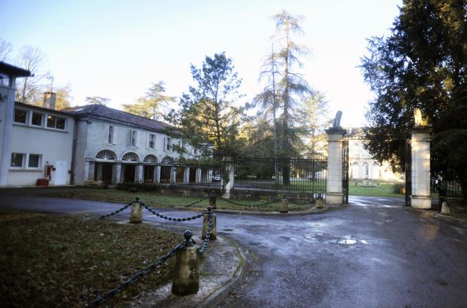 L'institut médico-éducatif de Moussaron, à Condom (Gers), en 2014.