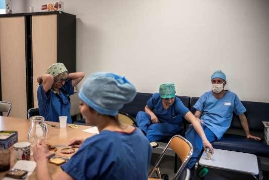 L'enquête de la Fnési montre, à nouveau, la grande difficulté psychique des étudiants infirmiers.