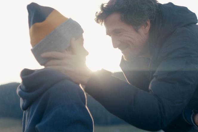 « Mon garçon», film français de Christian Carion, avec Guillaume Canet.