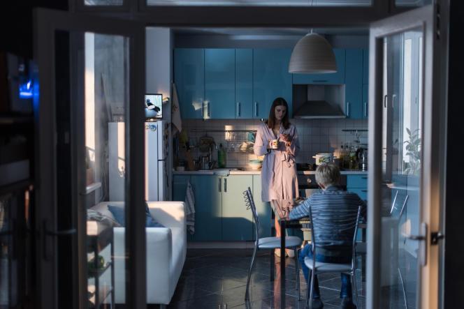 «Faute d'amour», film de Andreï Zviaguintsev.
