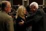 John McCain s'adresse à des proches de victimes des accidents survenus ces derniers mois dans la marine américaine, le 19 septembre à Washington.