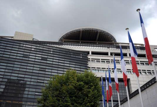 Ministère de l'économie, des finances et de l'industrie à Bercy.
