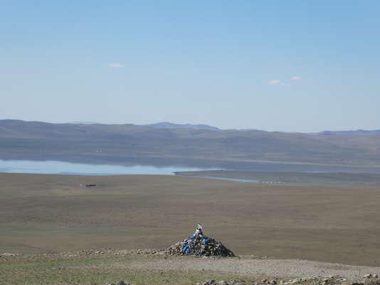 Le lac Oghy.