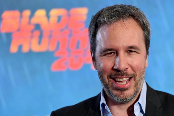 Le réalisateur Denis Villeneuve lors de la première de son film «Blade Runner 2049» à Rome, le 19 septembre 2017.