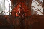 Billie Lurk, capitaine du navire des personnages principaux de «Dishonored2», est cette fois l'héroïne de son propre jeu.