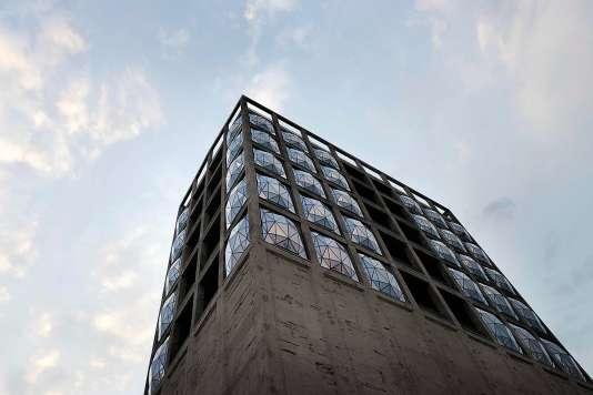 L'édifice du Zeitz Museum of Contemporary Art Africa (Zeitz MOCAA), une prouesse architecturale, a été conçu dans un ancien silo à grains.