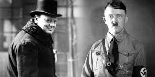 «Hitler et Churchill. Le combat de l'aigle et du lion»,de David Korn-Brzoza.