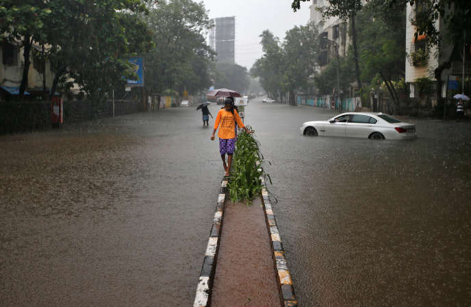 A Bombay, le 20 septembre.