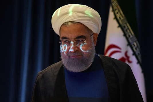 «Nous allons renforcer notre puissance militaire à des fins dissuasives. Nous allons renforcer nos capacités balistiques. (...) Nous ne demanderons à personne la permission de défendre notre pays», a promis, jeudi, le président iranien.
