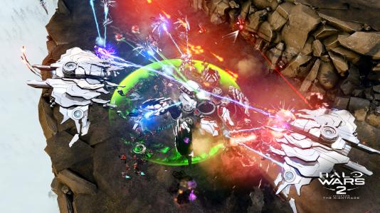 «Halo Wars 2», en plus de recevoir une nouvelle extension, sera bientôt jouable en 4K.