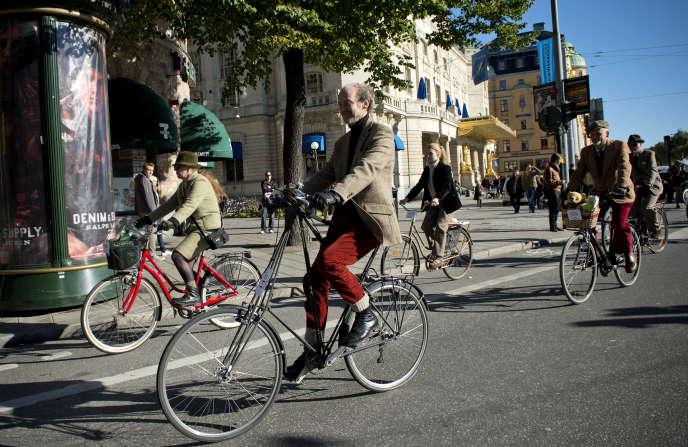 Stockholm, en 2012.