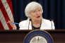 Janet Yellen, la présidente de la Réserve fédérale américaine, à Washington, le 20 septembre.