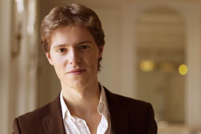 Le pianiste Florian Noack.