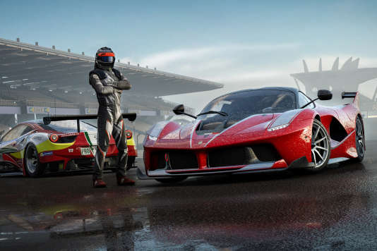 Le jeu de course automobile «Forza Motorsport 7» est sans doute l'un des principaux arguments de vente de la Xbox One en cette fin d'année.