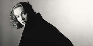 «Marlene Dietrich», New York, 1948.