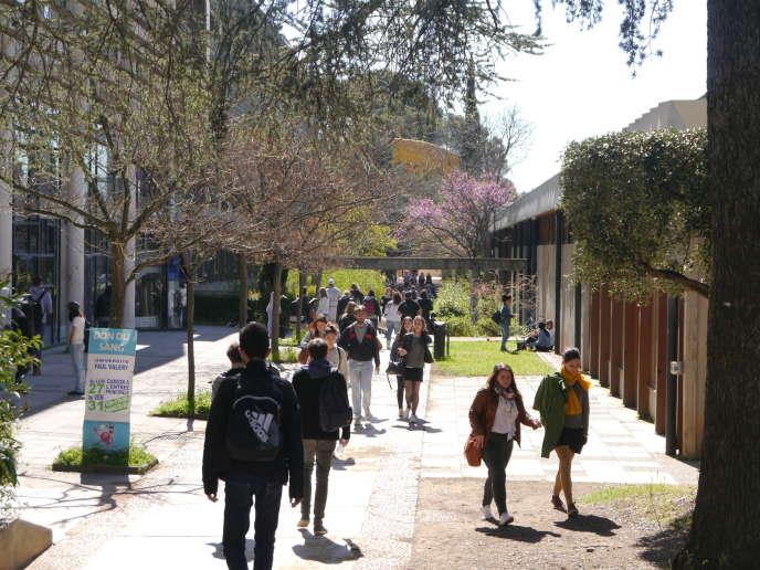 Université Montpellier-III.
