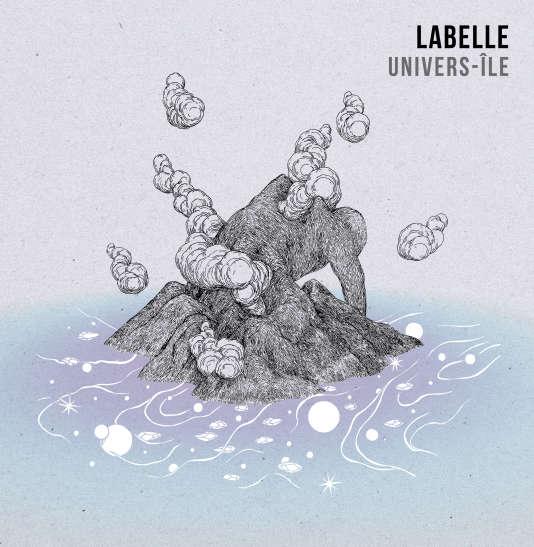 Pochette de l'album« Univers-Ile», de Labelle.