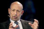 Le patron de Goldman Sachs, Lloyd Blankfein, le 20 septembre, à New York.