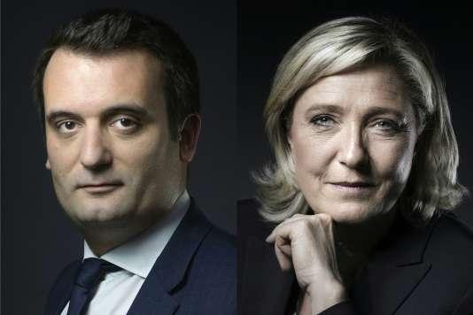 En désaccord avec la présidente du Front national, Marine Le Pen, Florian Philippot a annoncé le 21 septembre 2017 son départ du parti.