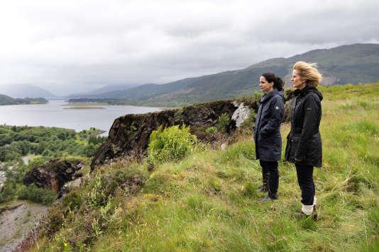«Loch Ness»,série réalisée par Stephen Brady et Cilla Ware.