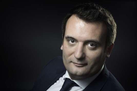 L'annonce de cette métamorphose intervient un peu plus d'une semaine après le départ de M. Philippot du Front national, en conflit avec plusieurs cadres du parti, dont Marine Le Pen.