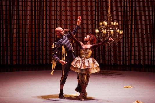 « Les Forains, ballet urbain», d'Anthony Egéa.